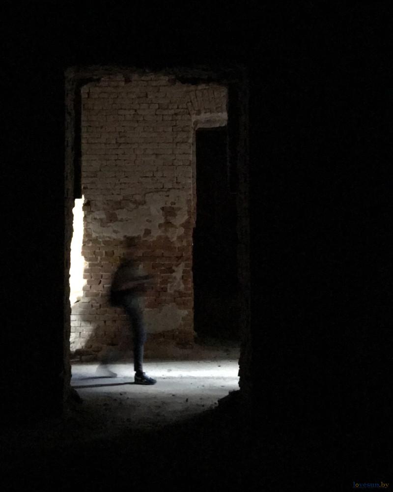 призрак Риты в усадьбе Герарда