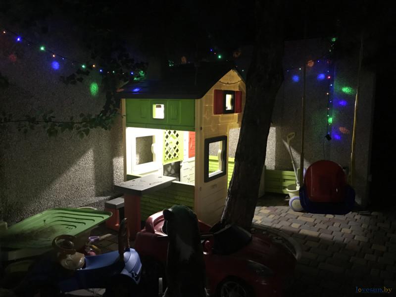 Детская площадка в гостевом доме Одесса