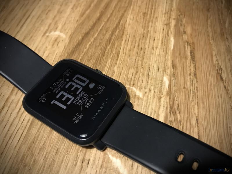 Смарт-часы Amazfit от Xiaomi