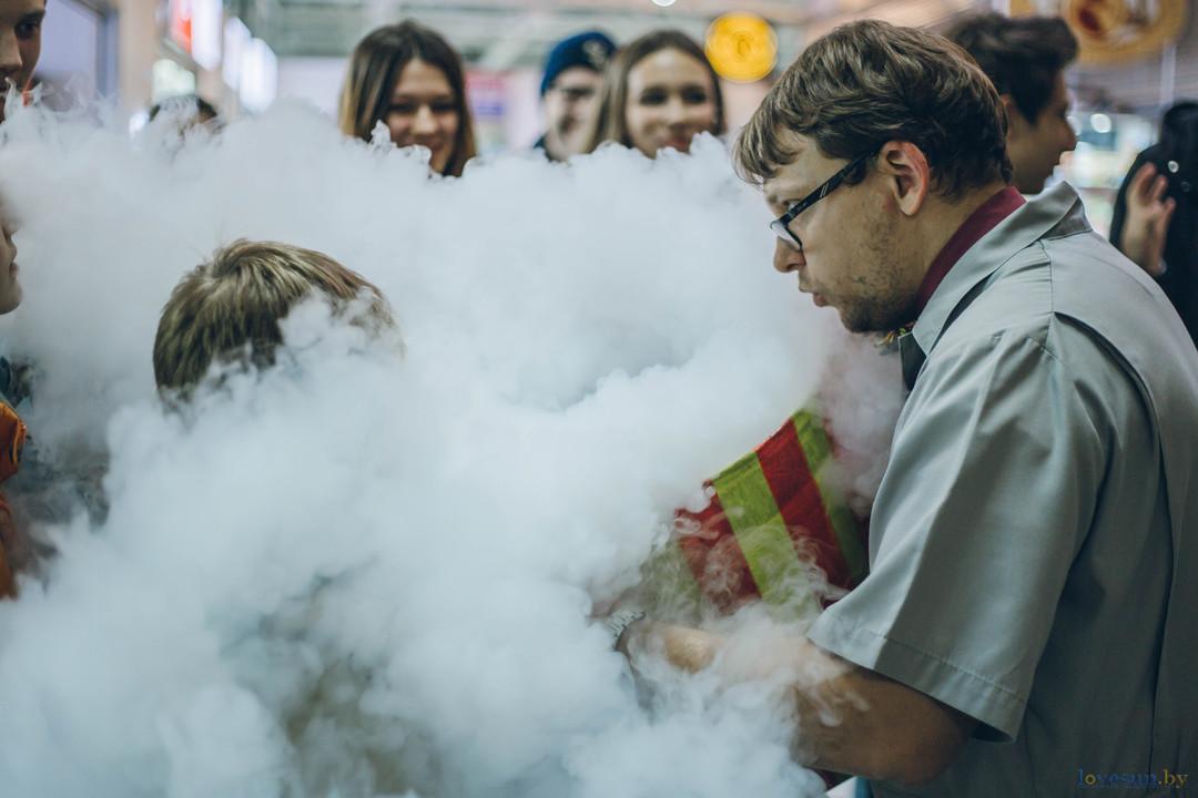 Туманный квест в Светлогорске