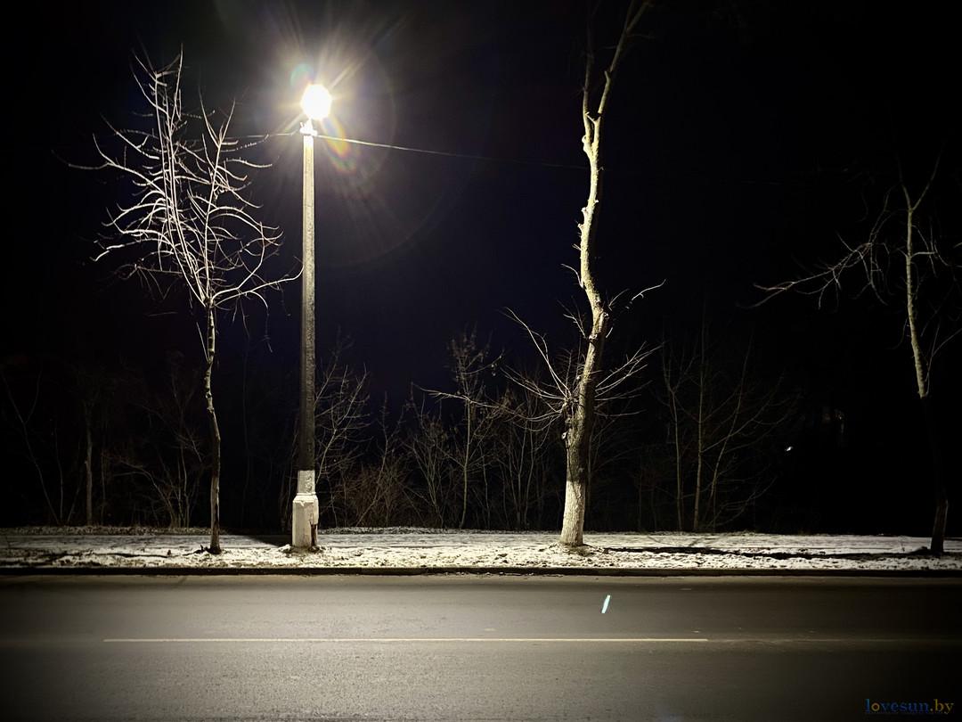 диодный фонарь
