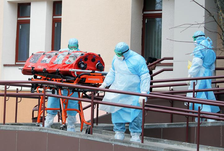 Коронавирус. Количество заболевших в Светлогорске растет. Подтверждены случаи заражения медиков в районных центрах