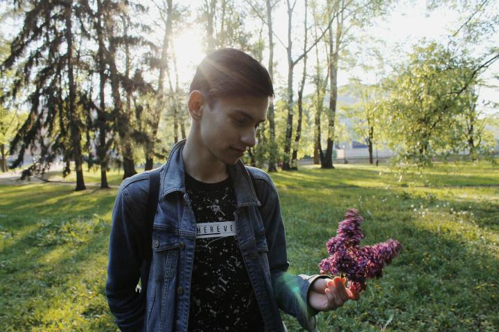Студент Егор Герменчук который сравнил ЦТ за 4 года