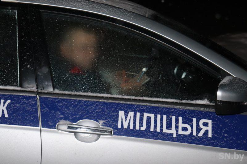 милиция авто