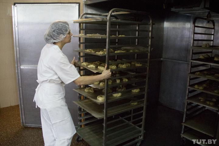 завод хлеба