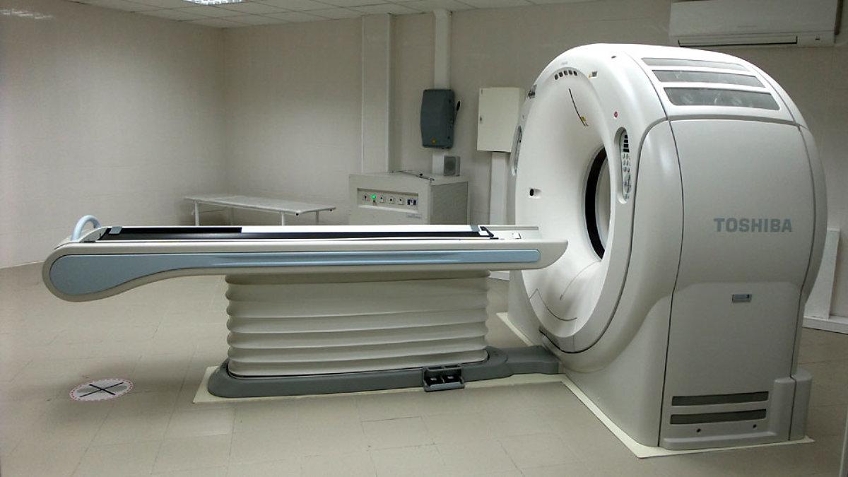 томограф тошиба