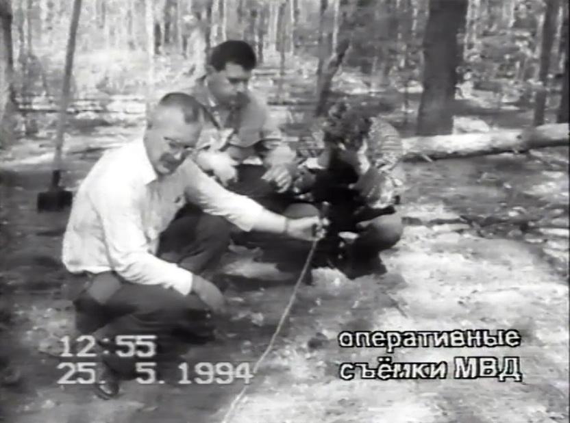 Следователь Язеп Бролишс и маньяк Игорь Миренков